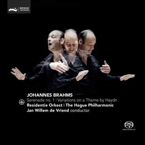 Vriend: Brahms - Serenade no.1, Variations on a Theme by Haydn (24/352 FLAC)