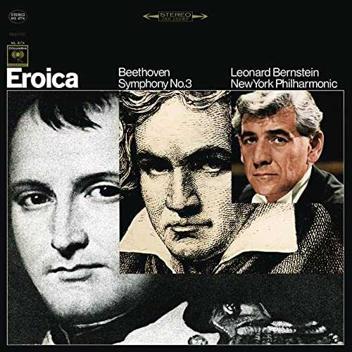 Bernstein: Beethoven - Symphony no.3 Eroica. Remastered (24/96 FLAC)