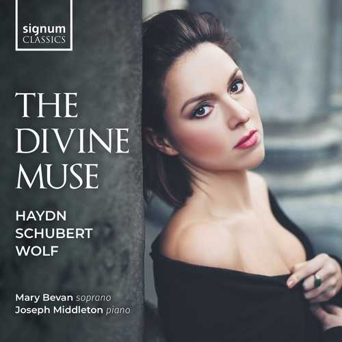 Bevan, Middleton - The Divine Muse (24/96 FLAC)