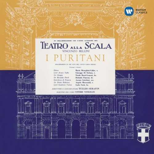 Callas, Serafin: Bellini - I Puritani (24/96 FLAC)