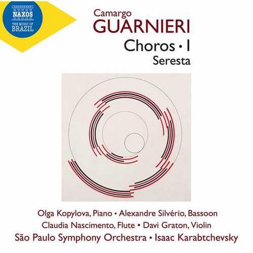 Karabtchevsky: Guarnieri - Choros I, Seresta (24/96 FLAC)