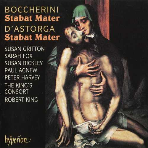 King: Boccherini, D'Astorga - Stabat Mater (24/88 FLAC)