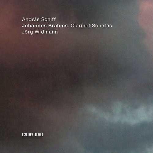 Schiff, Widmann: Brahms - Clarinet Sonatas (24/96 FLAC)