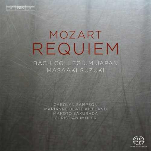 Suzuki: Mozart - Requiem in D Minor K.626 (24/96 FLAC)