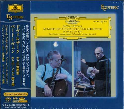 Szell: Dvořák - Cello Concerto, Beethoven - Sonata for Cello and Piano no.3 (SACD)