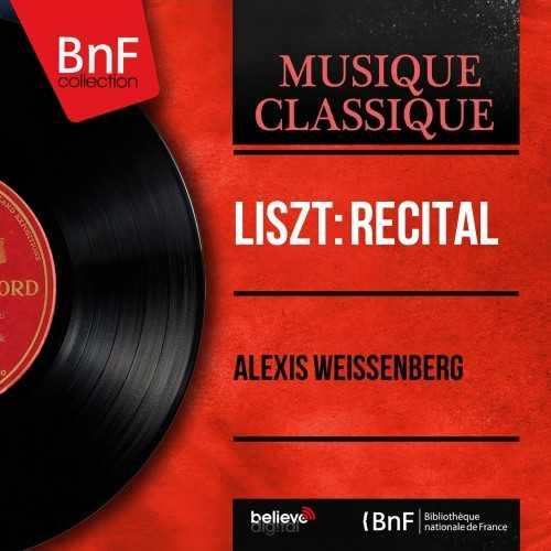 Alexis Weissenberg - Liszt: Recital (24/96 FLAC)