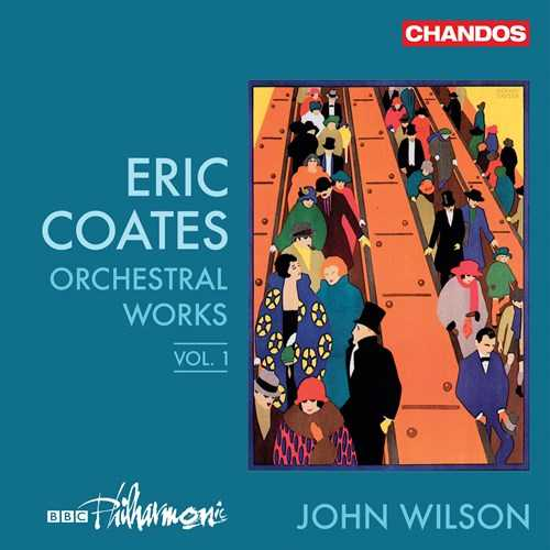 Wilson: Coates - Orchestral Works vol.1 (24/96 FLAC)