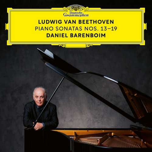 Barenboim: Beethoven - Piano Sonatas no. 13-19 (24/96 FLAC)