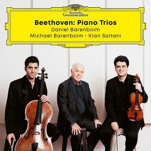 Barenboim, Soltani, Barenboim: Beethoven - Piano Trios (24/48 FLAC)