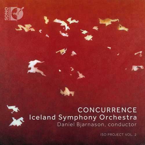 Daníel Bjarnason - Concurrence. ISO Project vol.2 (24/192 FLAC)