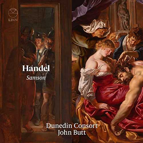 John Butt, Dunedin Consort - Handel - Samson (24/192 FLAC)