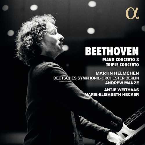 Helmchen, Manze: Beethoven - Concerto no.3, Triple Concerto (24/96 FLAC)