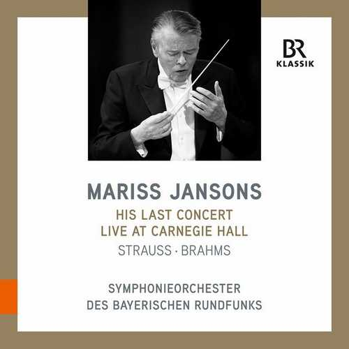 Mariss Jansons - His Last Concert. Live at Carnegie Hall (24/48 FLAC)