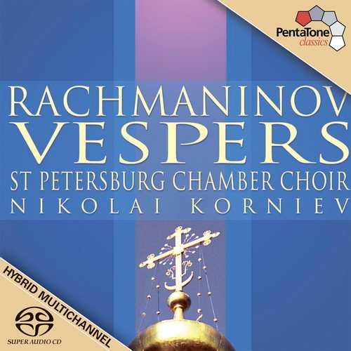 Korniev: Rachmaninov - Vespers (24/96 FLAC)