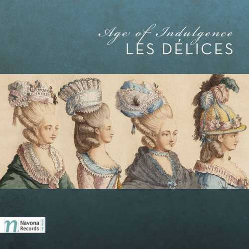 Les Délices: Age of Indulgence (24/44 FLAC)