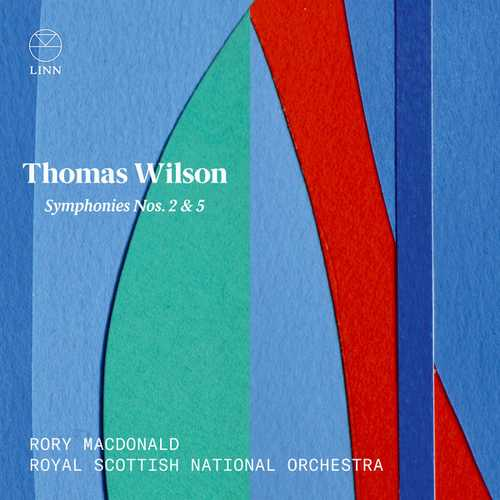 Macdonald: Wilson - Symphonies no.2 & 5 (24/96 FLAC)