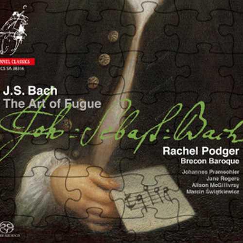 Podger: Bach - The Art of Fugue (SACD)