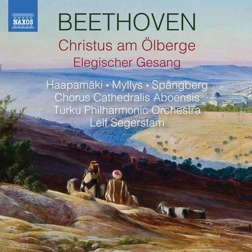 Segerstam: Beethoven - Christus am Olberge, Elegischer Gesang (24/96 FLAC)