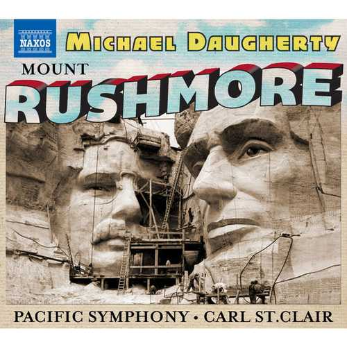 St. Clair: Michael Daugherty - Mount Rushmore (24/96 FLAC)