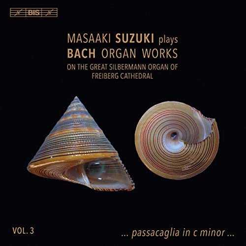 Masaaki Suzuki plays Bach Organ Works vol.3 (24/96 FLAC)