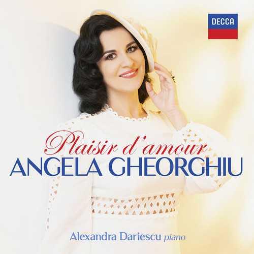 Angela Gheorghiu - Plaisir d'Amour (24/96 FLAC)