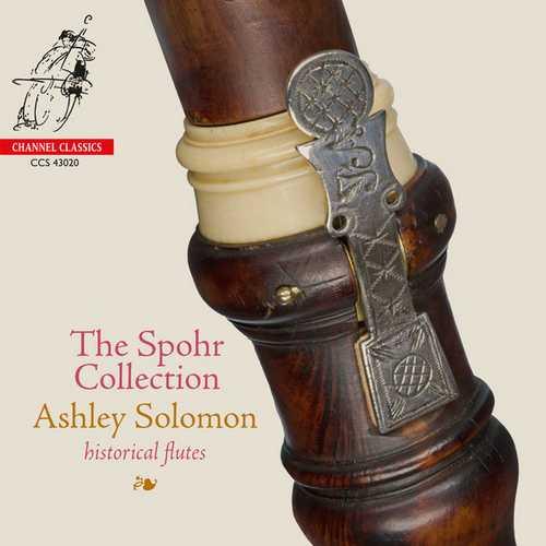 Solomon: The Spohr Collection. Historical Flutes (24/192 FLAC)