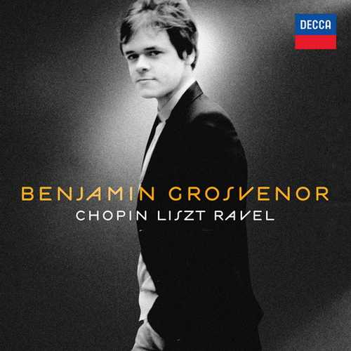 Grosvenor: Chopin - Scherzi, Liszt - Polish Songs, Ravel - Gaspard de la Nuit (24/96 FLAC)
