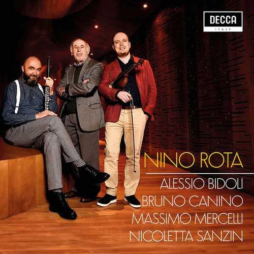 Bidoli, Canino, Mercelli, Sanzin - Nino Rota (24/88 FLAC)