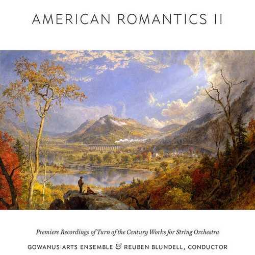 Blundell: American Romantics vol.2 (24/48 FLAC)