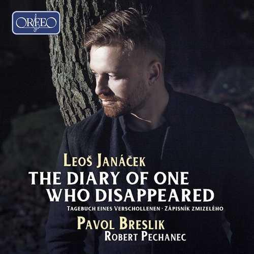 Breslik, Pechanec: Janacek - The Diary of One Who Disappeared (24/88 FLAC)