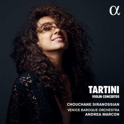 Chouchane Siranossian: Tartini - Violin Concertos (24/96 FLAC)