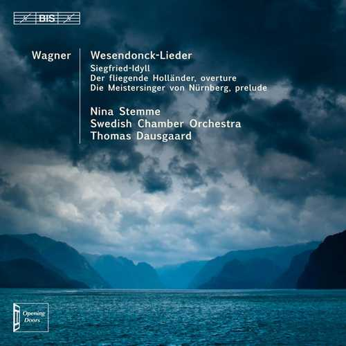 Stemme, Dausgaard: Wagner - Wesendonck-Lieder, Siegfried-Idyll & Overtures (24/96 FLAC)