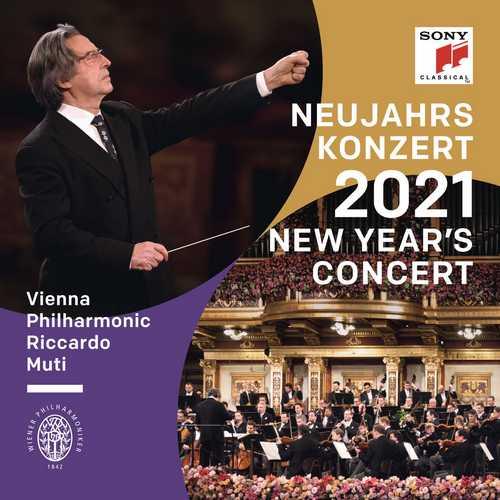 Riccardo Muti: New Year's Concert 2021 (24/96 FLAC)