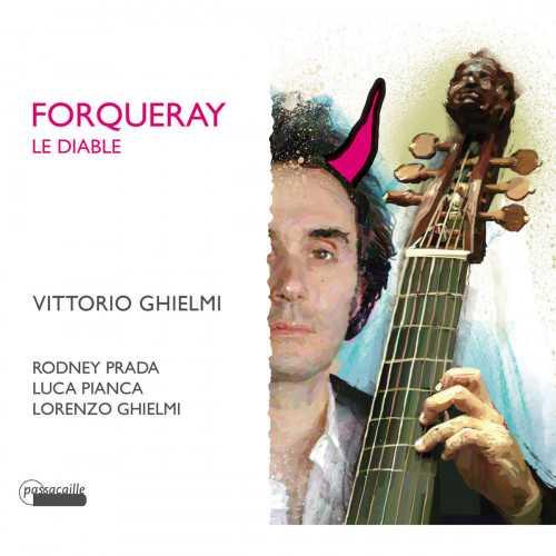 Vittorio Ghielmi: Forqueray - Le Diable (24/48 FLAC)