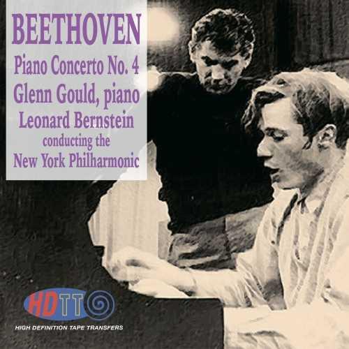 Gould, Bernstein: Beethoven - Piano Concerto no.4 (24/96 FLAC)