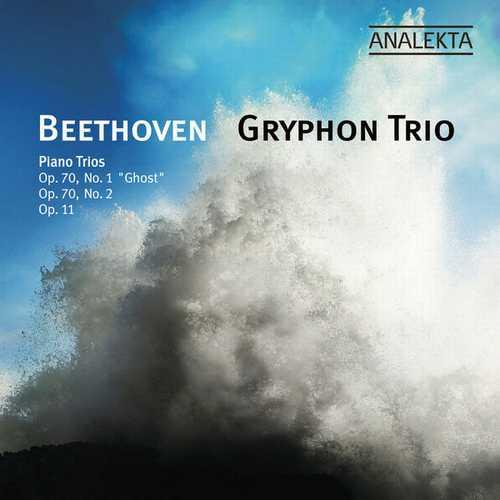 Gryphon Trio: Beethoven - Piano Trios (24/88 FLAC)
