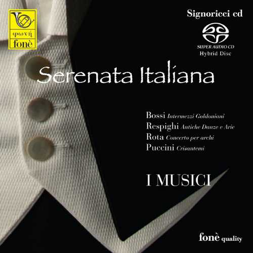 I Musici - Serenata italiana (24/96 FLAC)