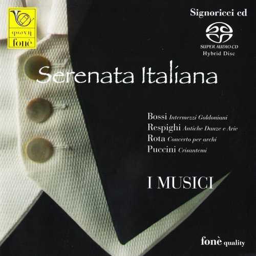 I Musici: Serenata Italiana (SACD)