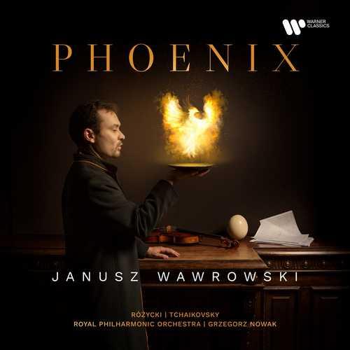 Janusz Wawrowski - Phoenix (24/192 FLAC)