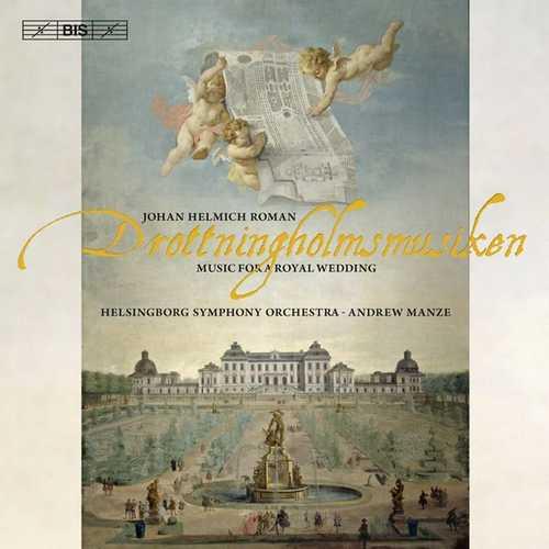 Manze: Roman - Drottningholmusiken (24/44 FLAC)