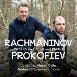 Moser, Korobeinikov: Rachmaninov, Prokofiev - Works for Cello and Piano (24/96 FLAC)