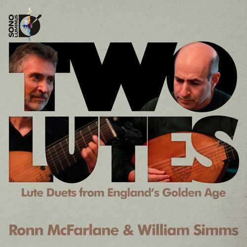 Ronn McFarlane, William Simms - Two Lutes Lute Duets from England's Golden Age (24/96 FLAC)