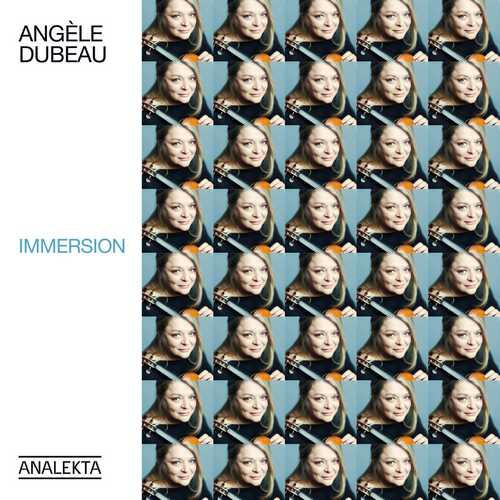 Angele Dubeau - Immersion (24/96 FLAC)