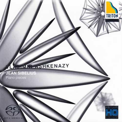 Ashkenazy: Sibelius - Piano pieces (SACD)