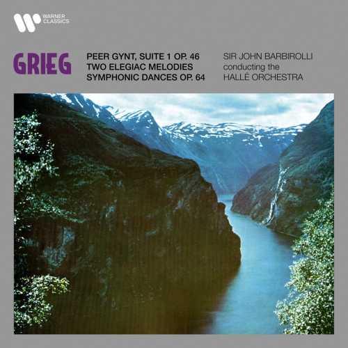Barbirolli: Grieg - Suite no.1, Two Elegiac Melodies, Symphonic Dances (24/192 FLAC)