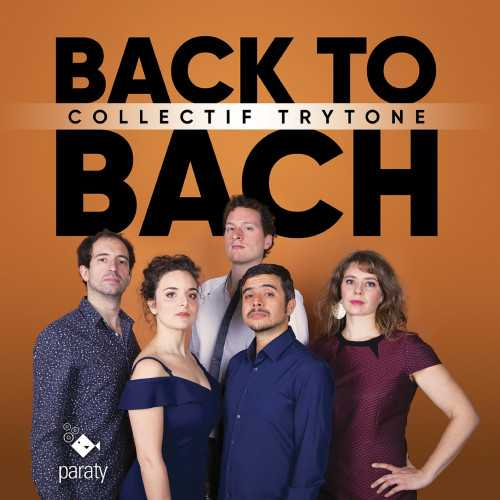 Collectif Trytone - Back to Bach (24/44 FLAC)