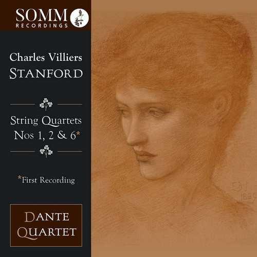 Dante Quartet: Stanford - String Quartets no.1, 2 & 6 (24/88 FLAC)