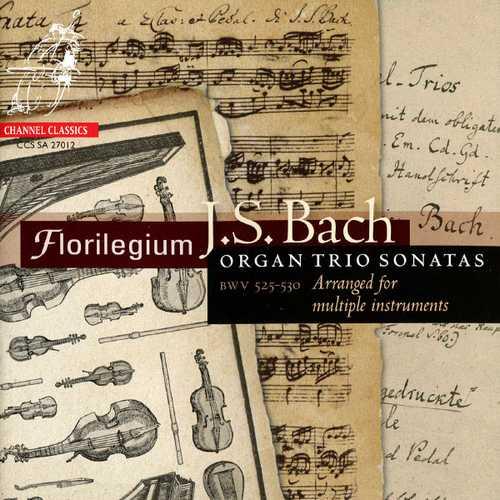 Florilegium: Bach - Organ Trio Sonatas (24/192 FLAC)