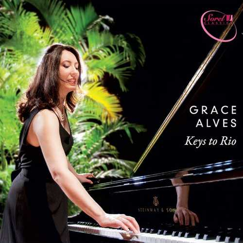 Grace Alves - Keys to Rio (24/44 FLAC)