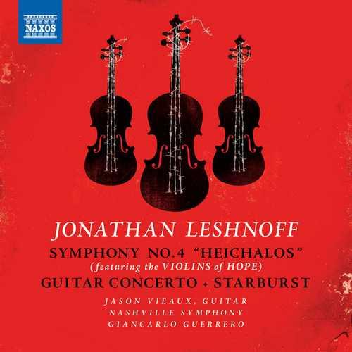 "Guerrero: Leshnoff - Symphony no.4 ""Heichalos"" (24/96 FLAC)"